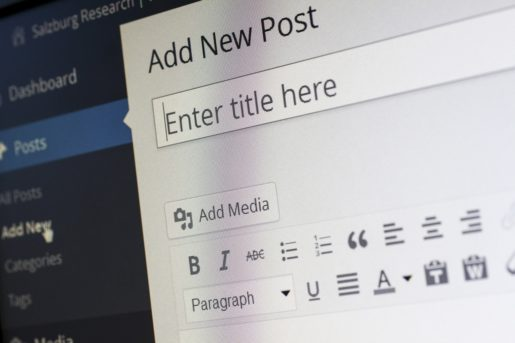 WordPress-utvecklare
